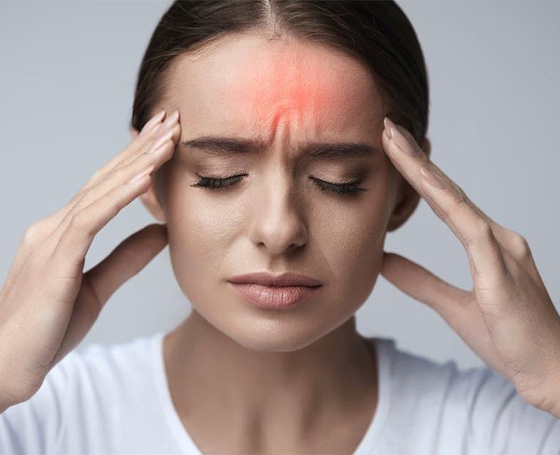 علاج آلام الوجه والراس 1